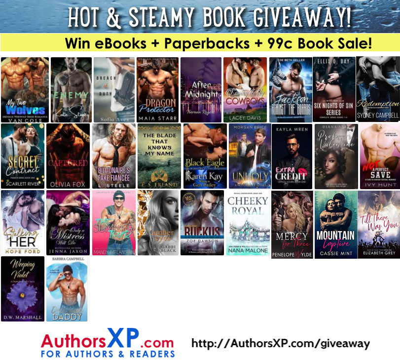Houston Havens at AuthorsXP with Sinful Surrender
