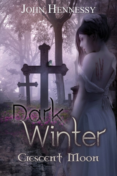 Dark Winter: Crescent Moon (Dark Winter Trilogy, #2)