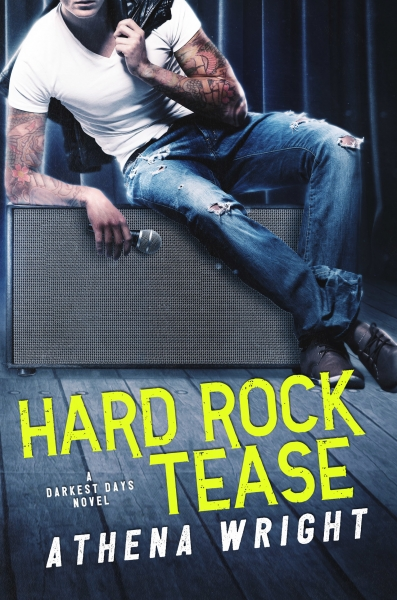 Hard Rock Tease: A Rock Star Romance