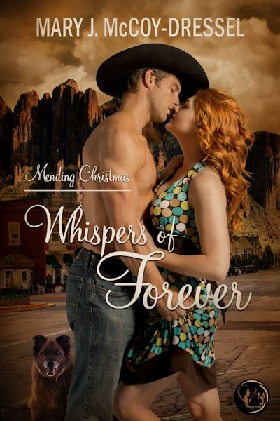 Whispers of Forever: Mending Christmas, #1