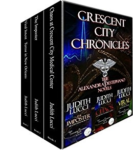 Crescent City Chronicles: Alexandra Desephano Books