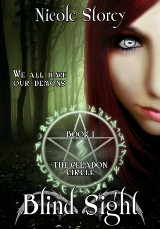 Blind Sight (The Celadon Circle Book 1)