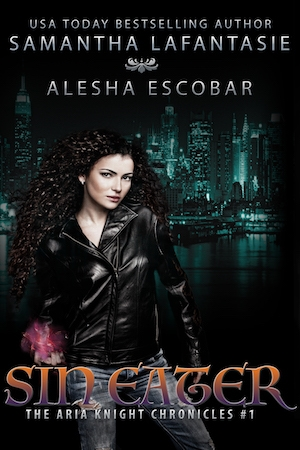 Sin Eater (The Aria Knight Chronicles #1)