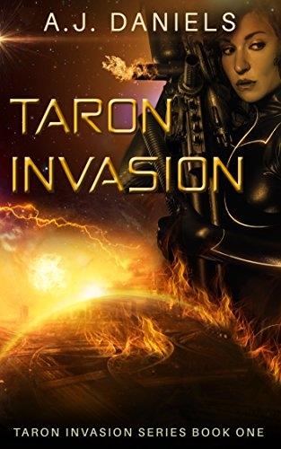 Taron Invasion: An Alien Mates Adventure SFR