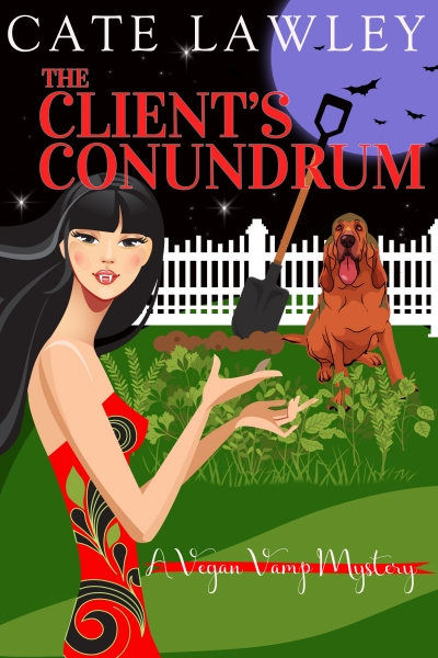 The Client's Conundrum: A Vegan Vamp Mystery