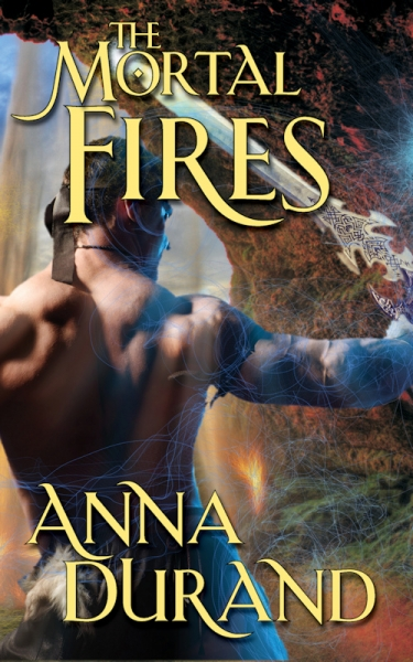 The Mortal Fires (Undercover Elementals, Book 2)