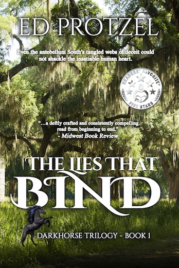 The Lies That Bind: DarkHorse Trilogy, Book 1