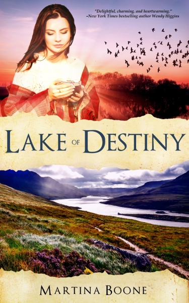 Lake of Destiny: A Celtic Legends Novel