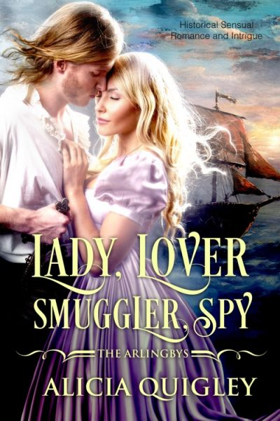 Lady, Lover, Smuggler, Spy