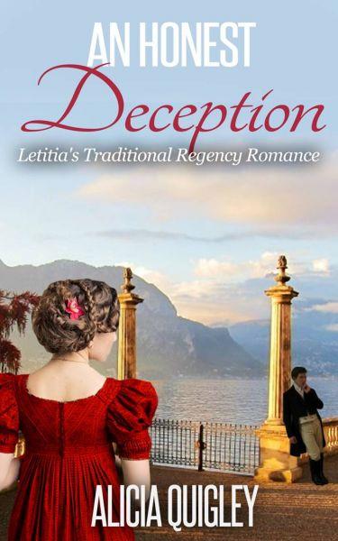 An Honest Deception: Letitia's Traditional Regency Romance