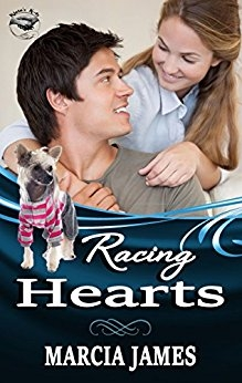Racing Hearts: Klein's K-9s Book 1