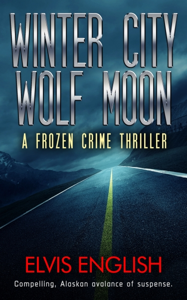 Winter City Wolf Moon