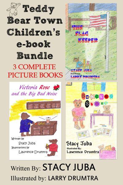 Teddy Bear Town Children's Bundle
