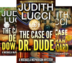 Michaela McPherson Mysteries (3 Book Series)