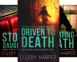 British Crime With an American Twist (3 Book Series)