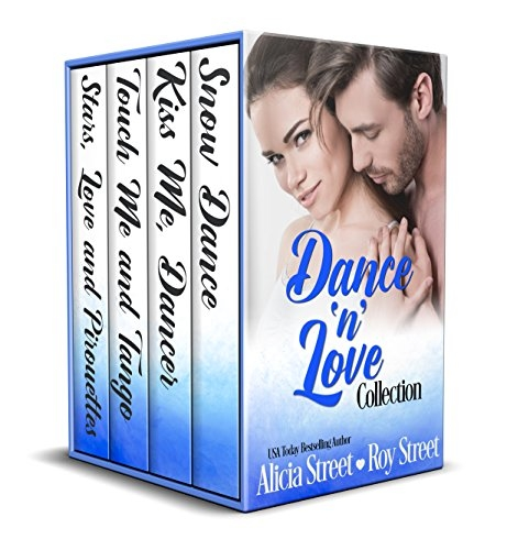 Dance 'n' Love Contemporary Romance Boxed Set (Books 1-3 plus a short story)