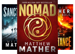 Nomad (4 Book Series)