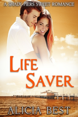 Life Saver: Sweet Romance (Shady Piers Clean Romance Book 2)