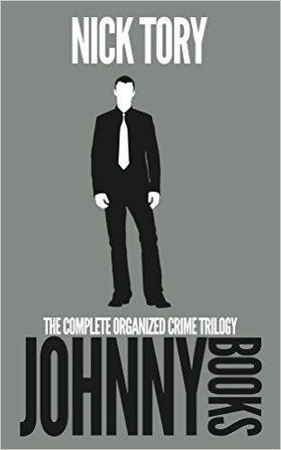 Johnny Books: The Complete Organized Crime Trilogy