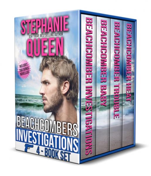 Beachcomber Investigations 4 Book Set