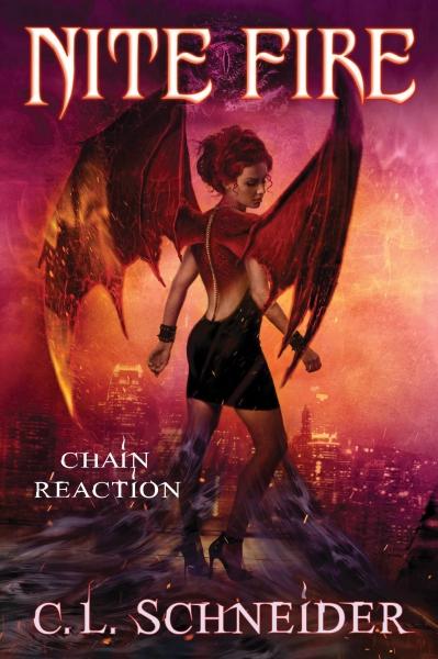 Nite Fire: Chain Reaction (Book 2)