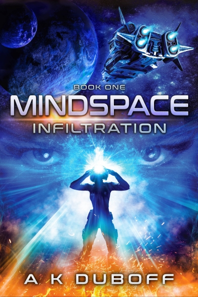 Infiltration (Mindspace Book 1)