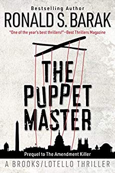 The Puppet Master (Brooks/Lotello Thriller Series)