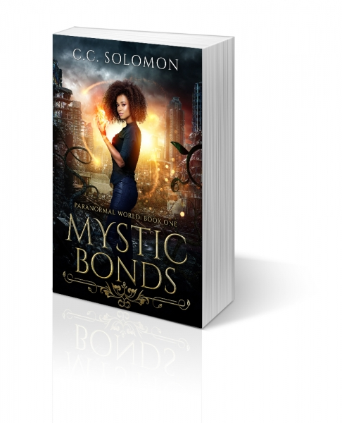 Mystic Bonds: Paranormal World, Book One
