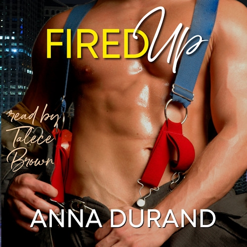 Fired Up - AUDIO BOOK