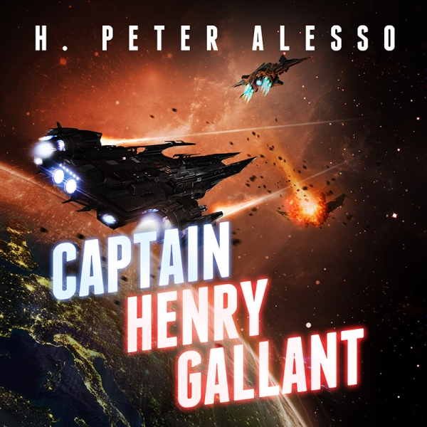 Captain Henry Gallant (The Henry Gallant Saga Book 5)