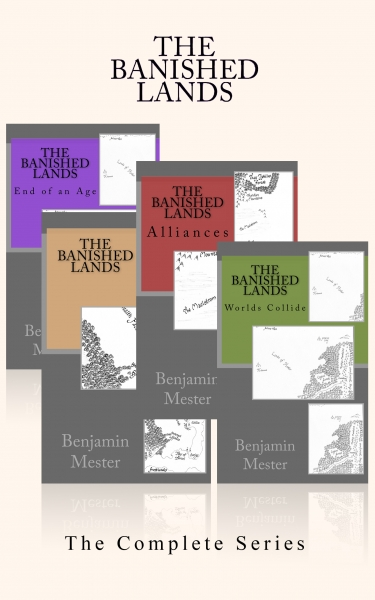 The Banished Lands -- The Complete Series