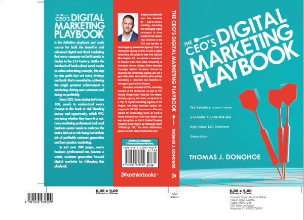 The CEO's Digital Marketing Playbook