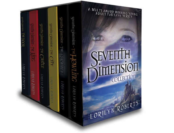 Seventh Dimension Series Full Box Set: Books 1-6