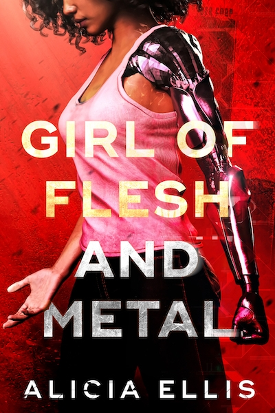 Girl of Flesh and Metal