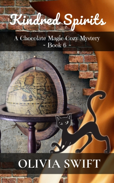Kindred Spirits: A Chocolate Magic Cozy Mystery