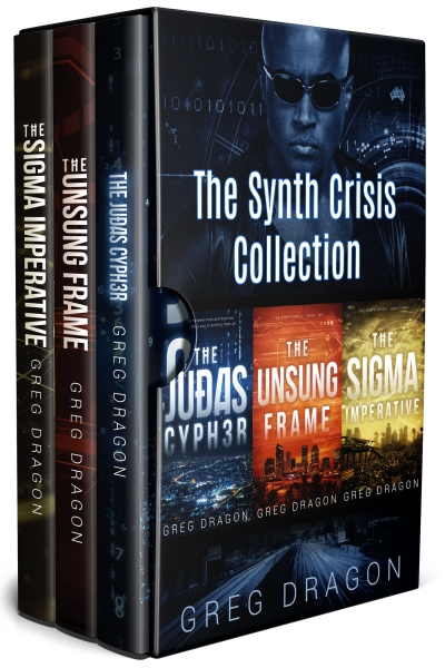 The Synth Crisis Collection - Books 1-3