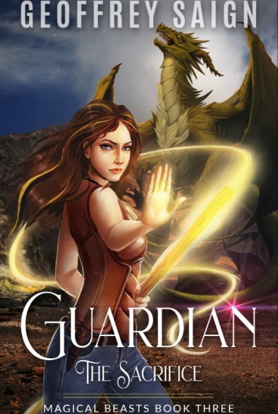 Guardian, The Sacrifice: Magical Beasts, Book 3