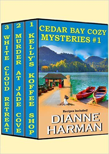 Cedar Bay Cozy Mysteries Series #1