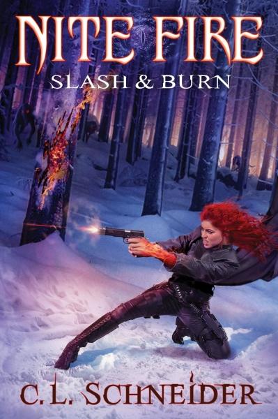 Nite Fire: Slash & Burn (Book 4)