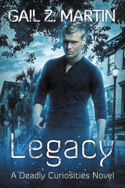 Legacy--Book 5 in the Deadly Curiosities series--A Supernatural Mystery Adventure