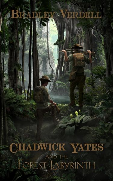 Chadwick Yates and the Forest Labyrinth