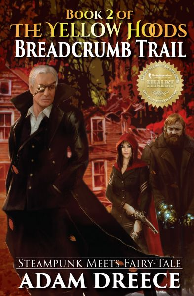 Breadcrumb Trail (The Yellow Hoods #2)