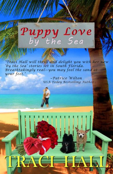 Puppy Love by the Sea