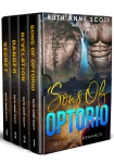 Optorio Mates Complete Series Box Set (Books 1 - 4)
