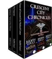 Crescent City Chronicles: Alexandra Desephano Books