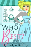 Who Stole It Best? A Wedding Themed Cozy Mystery Story