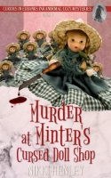 Murder At Minter's Cursed Doll Shop
