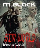 SIMULATION (YA SciFi Romance Dystopia)