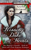 Kissing the Duke of Hearts