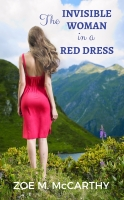 The Invisible Woman in a Red Dress